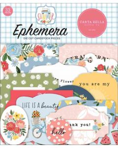 Summer Ephemera - Carta Bella*