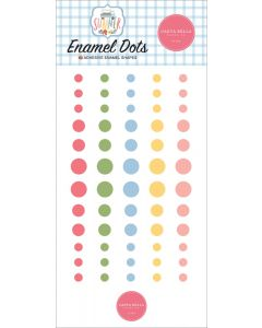 Summer Enamel Dots - Carta Bella*