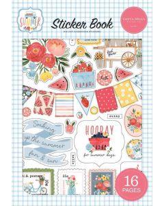 Summer Sticker Book - Carta Bella*