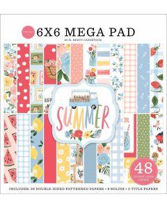 Summer Cardmakers Mega Pad - Carta Bella*