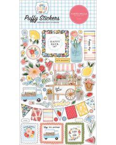 Summer Puffy Stickers - Carta Bella*