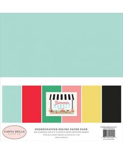 Summer Market Solids Kit - Carta Bella*