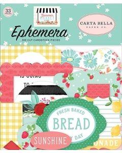 Summer Market Ephemera - Carta Bella*