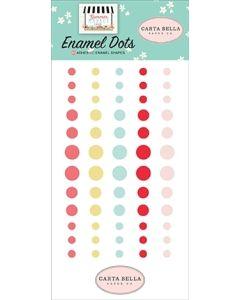 Summer Market Enamel Dots - Carta Bella*