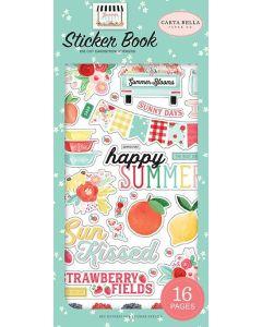 Summer Market Sticker Book - Carta Bella*