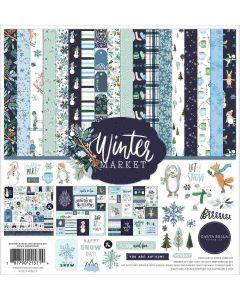 Winter Market Collection Kit - Carta Bella