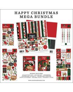 Happy Christmas Mega Bundle - Carta Bella