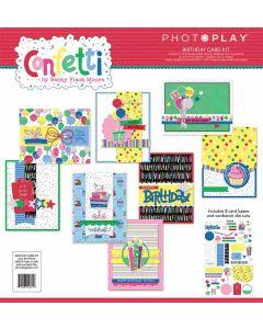 Confetti Card Kit - Becky Fleck Moore - PhotoPlay