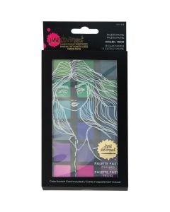 Chilled Palette Pastel Set - Making Faces - Jane Davenport - Spellbinders
