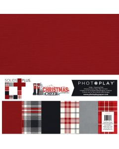 Christmas Cheer Solids Kit - PhotoPlay