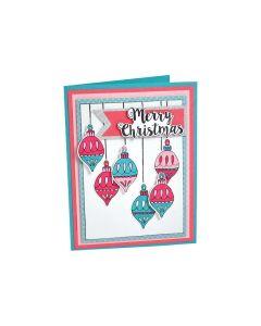 Christmas Classics Framelits Dies w/ Stamps - Lynda Kanase - Sizzix