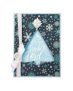 Katelyn Lizardi Joy to The World Christmas Tree project