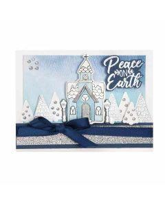 Katelyn Lizardi Peach on Earth Church Project
