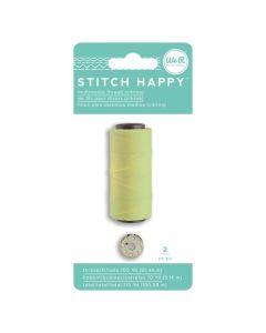 Stitch Happy Citrine thread packaging