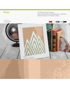 Cricut Foil paper Sampler