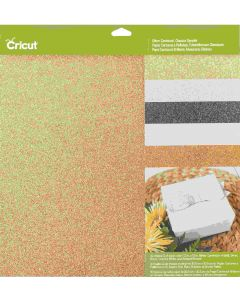 Classic Glitter Cardstock Stack From Cricut