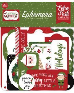 Christmas Magic Ephemera - Echo Park