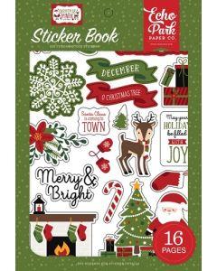 Christmas Magic Sticker Book - Echo Park