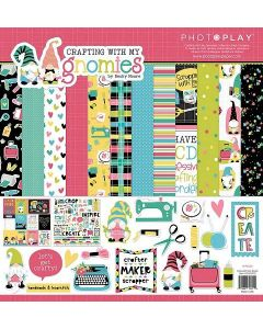 Crafting With My Gnomies Collection Pack - Becky Moore - PhotoPlay