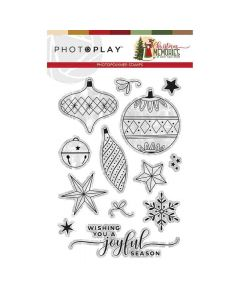 Christmas Memories Element Stamps - Becky Fleck Moore - PhotoPlay