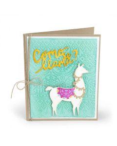Katelyn Lizardi Coma Se Llama card