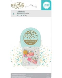We R Memory Keepers Confetti Punch packaging