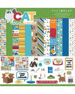 Cat Lover Collection Pack - PhotoPlay*