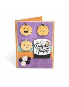 Katelyn Lizardi Cutest Pumpkin Die & Stamp set