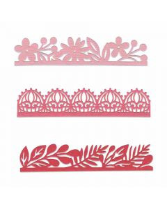 Decorative Edges Thinlits Dies - Katelyn Lizardi - Sizzix