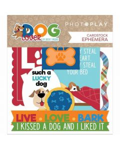 Dog Lover Ephemera - PhotoPlay
