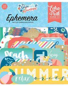 Dive Into Summer Ephemera - Echo Park*
