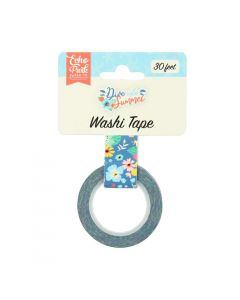 Aloha Floral Washi Tape - Dive Into Summer - Echo Park*