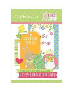 Easter Wishes Ephemera - PhotoPlay*