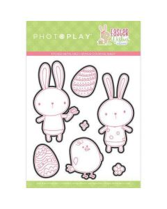 Easter Wishes Dies - PhotoPlay*