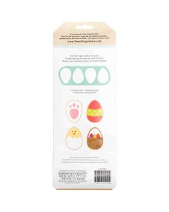Cookie Cutter Easter Egg by Sweet SugarBelle