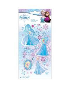 Frozen Elsa Snowflakes Stickers - Disney - EK