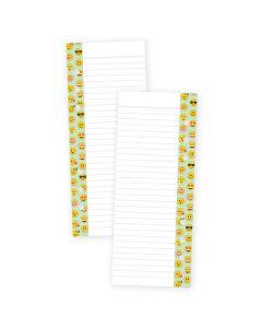 Emoji Love carpe Diem Bookmark planner pages