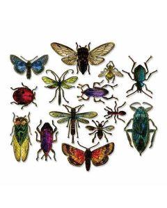 Sizzix Entomology Dies