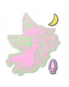 Fairy #1 Thinlits Dies - Jorli Perine - Sizzix