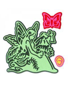 Fairy #3 Thinlits Dies - Jorli Perine - Sizzix