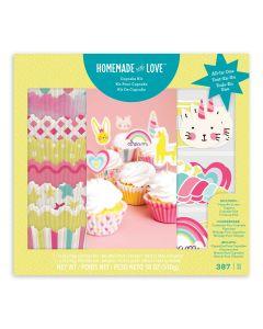 Cupcake Baking Kit - Fairytale