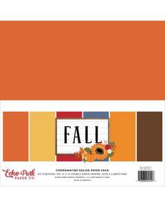 Fall Solids Kit - Echo Park