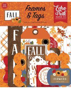 Fall Frames & Tags - Echo Park