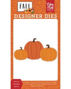 Harvest Pumpkins Dies - Fall - Echo Park
