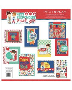First Responders Card Kit - PhotoPlay*