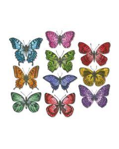 Sizzix Flutter dies