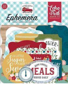 Farmer's Market Ephemera - Echo Park*