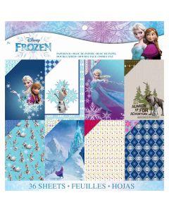 "Frozen 12"" x 12"" Paper Pad - Disney - EK"