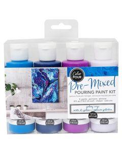 Color Pour Galaxy Surge Pouring kit