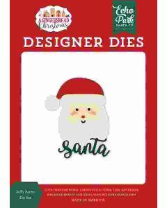 Jolly Santa Dies - A Gingerbread Christmas - Echo Park